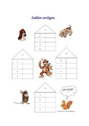 Mathe erste klasse arbeitsblatter